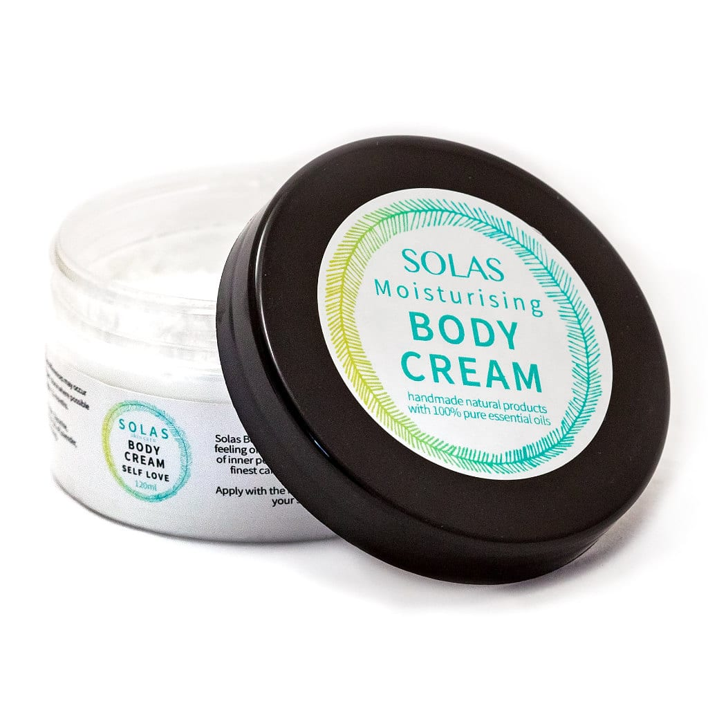Body Cream Solas Essentials