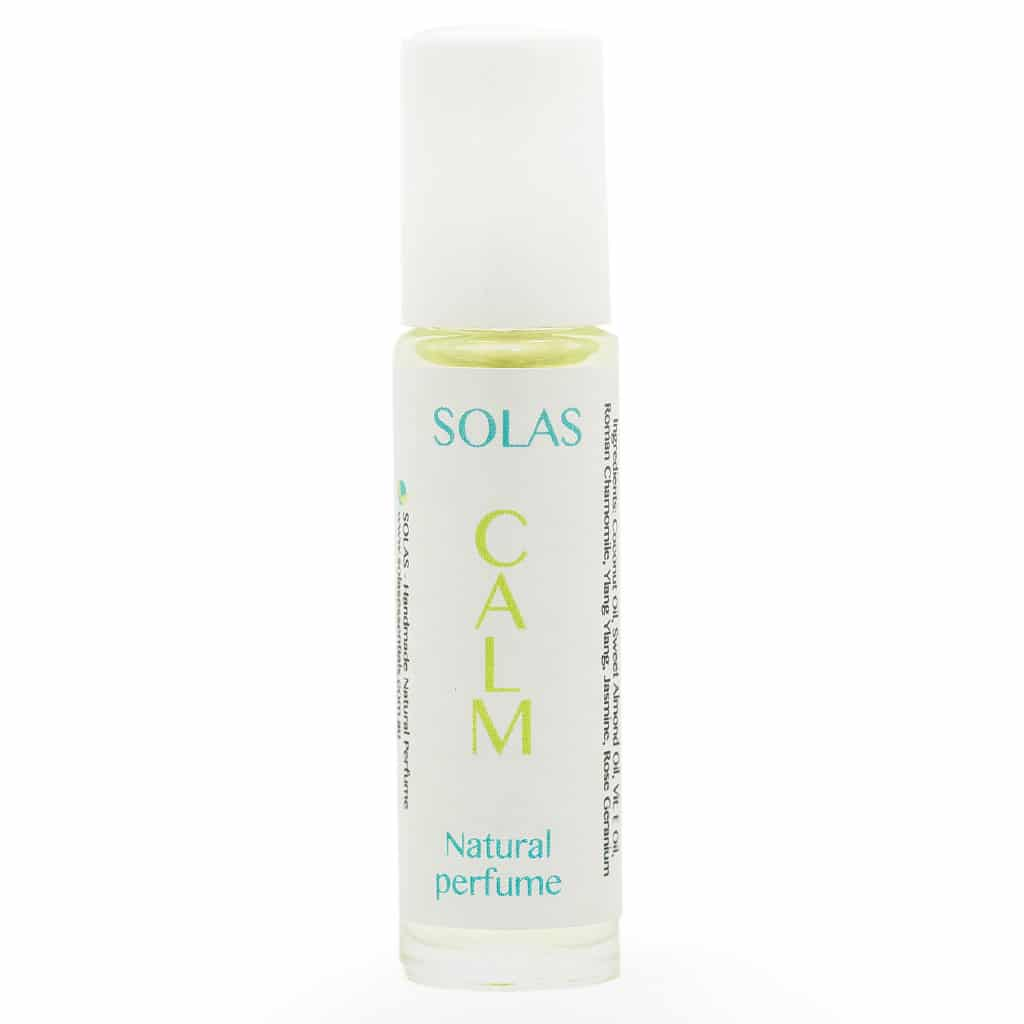 Natural Perfume Calm Solas Essentials