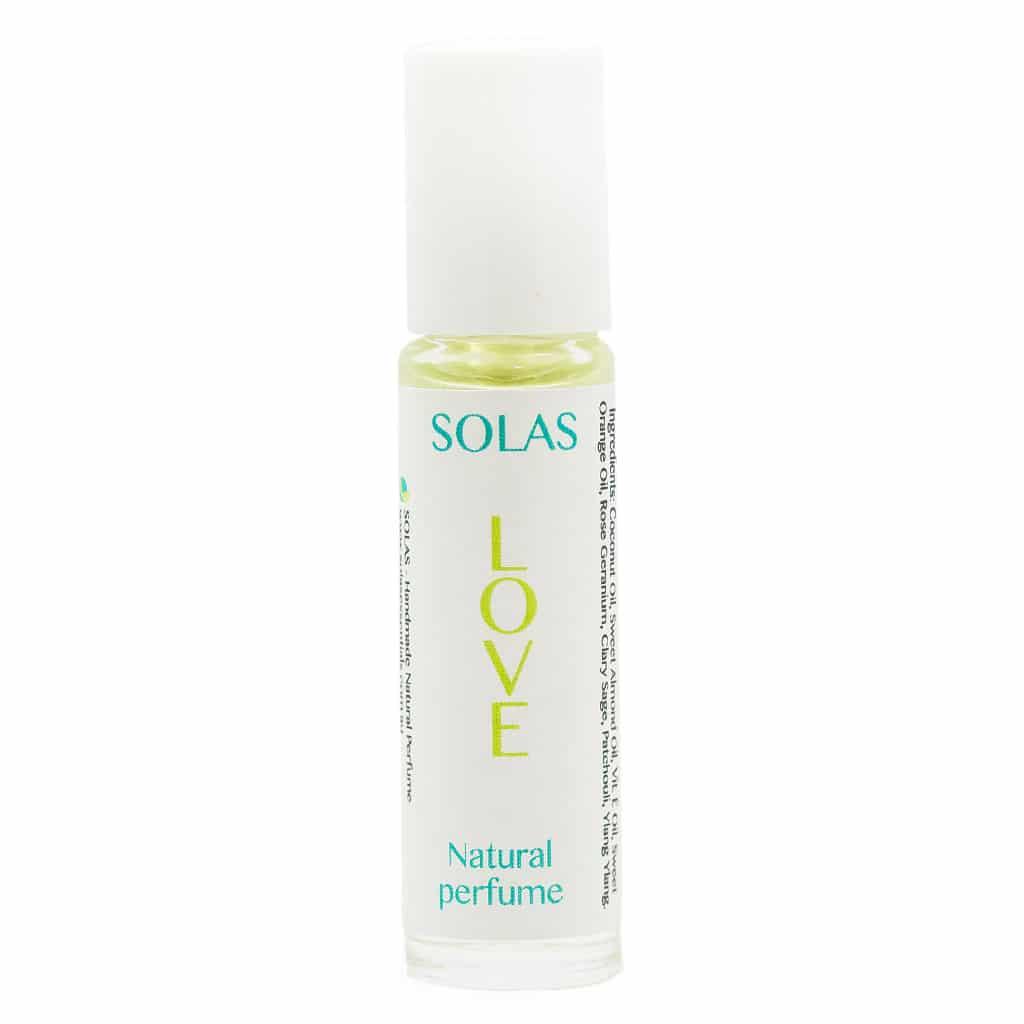 Love – Natural Perfume Oil