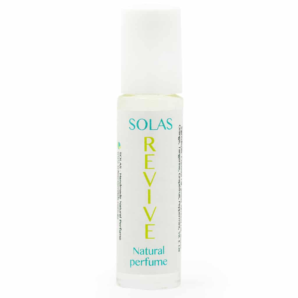 Natural Perfume Revive Solas Essentials