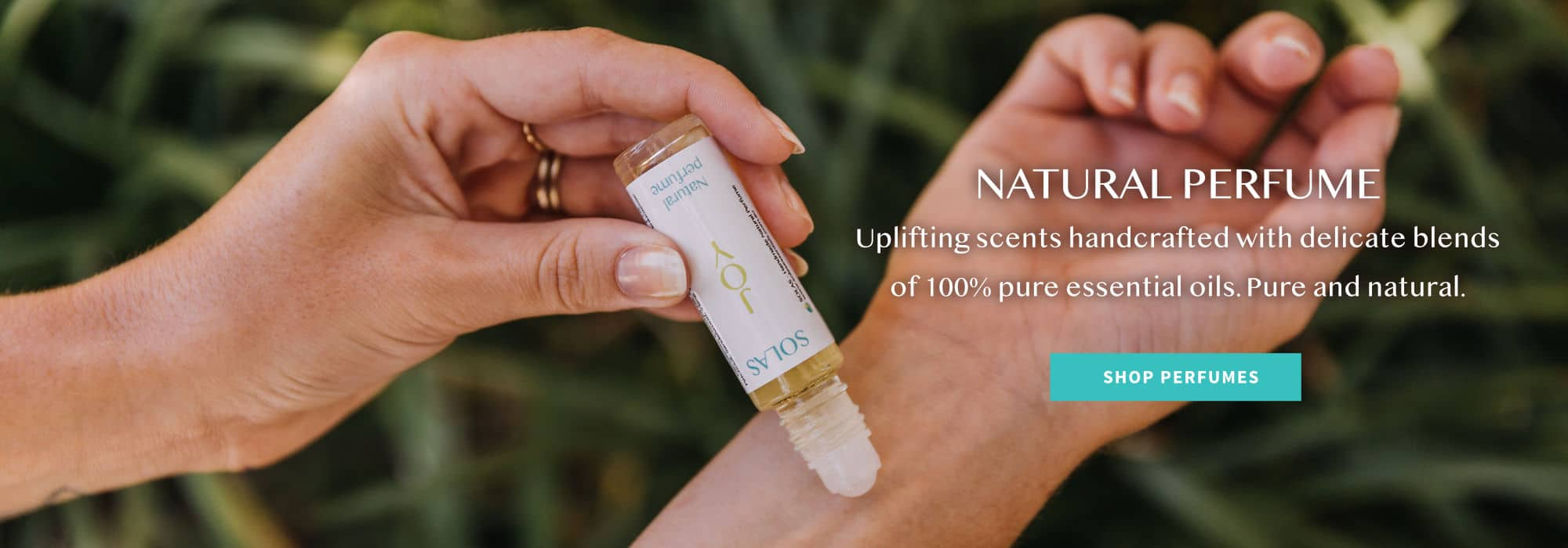 Solas Essential Natural Perfume